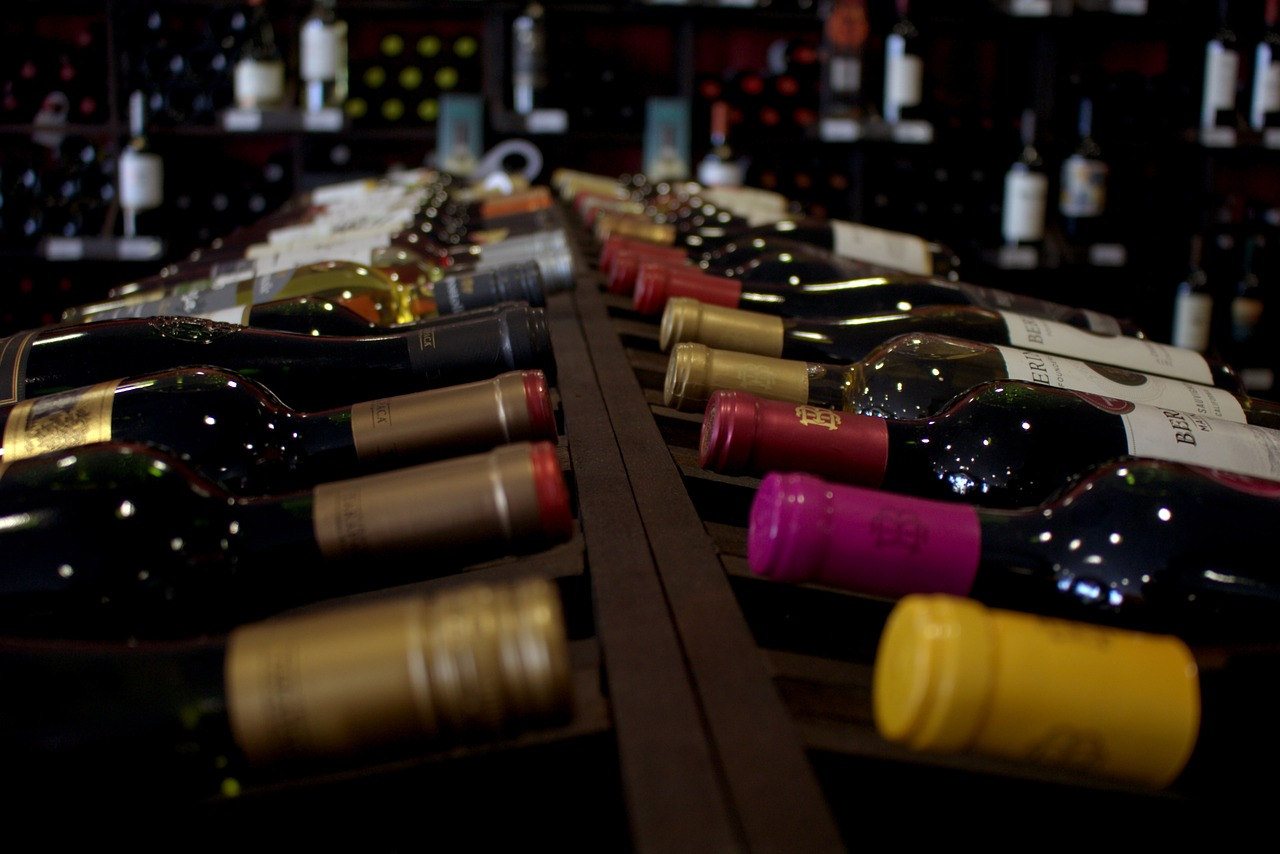 How To Buy And Send Wine From The USA?