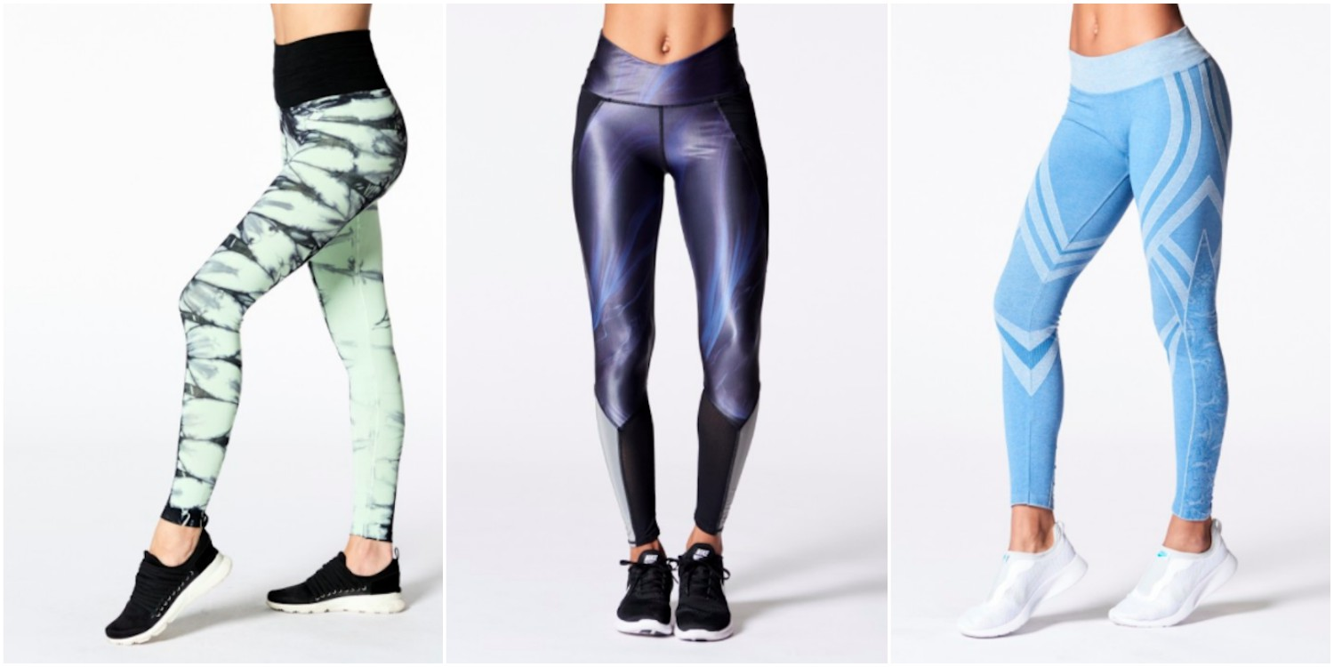 Nux yoga pants