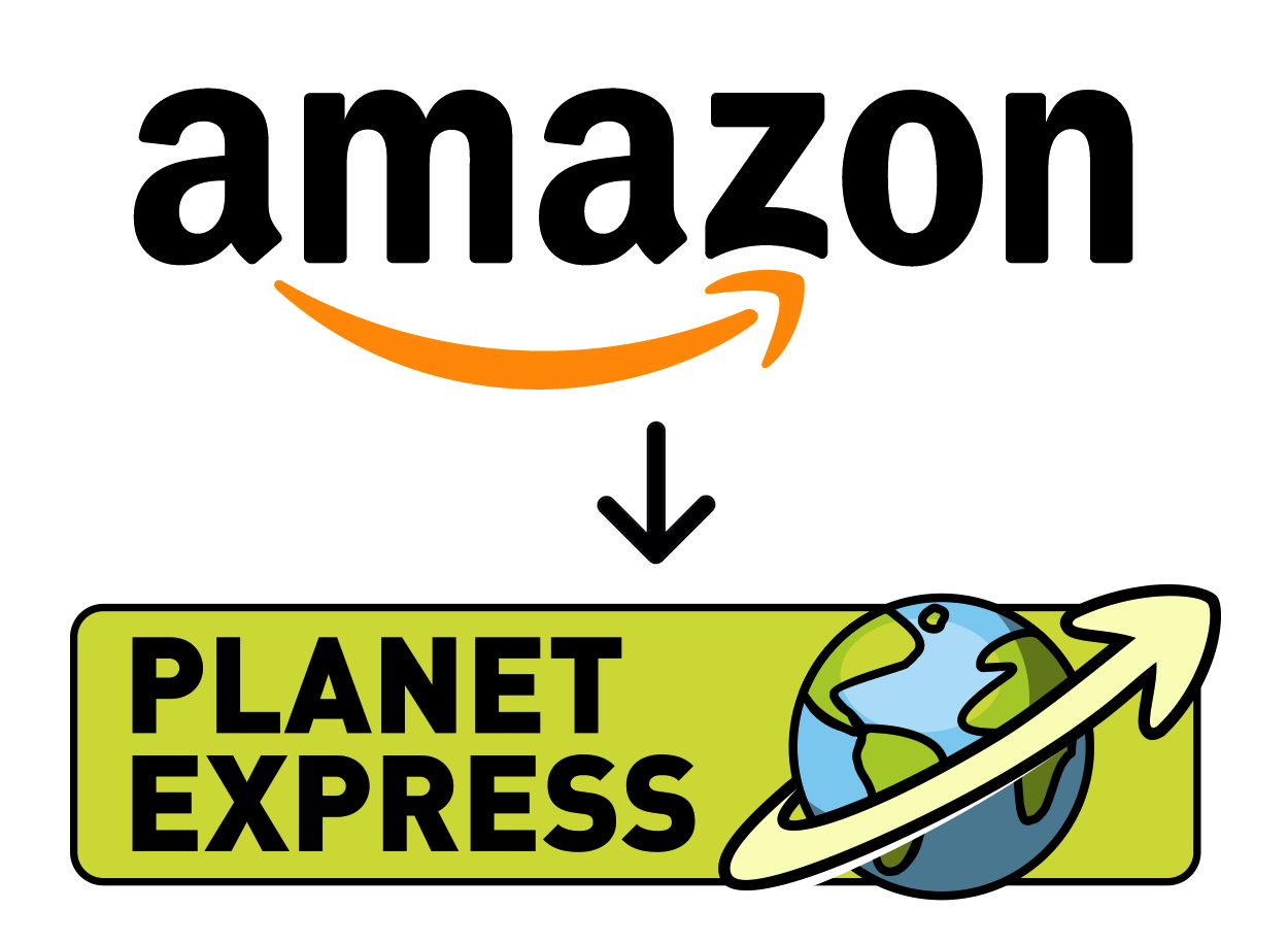 Amazon to Planet Express