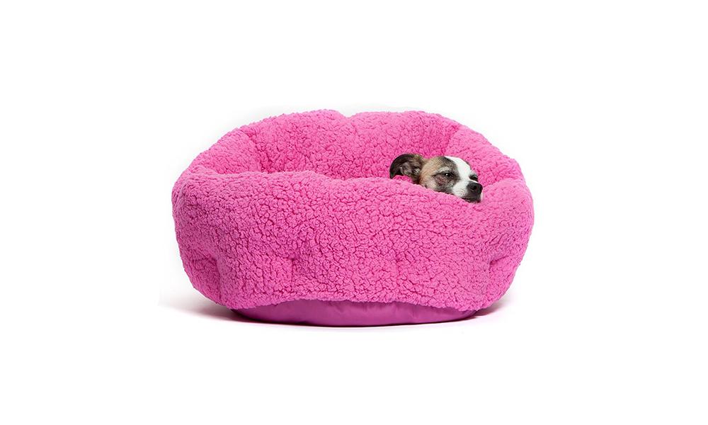 dog bed deep dish cuddler