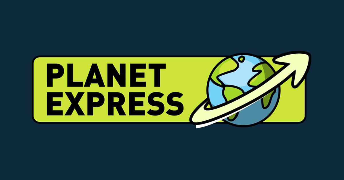 米国内の住所 メール転送 planet express