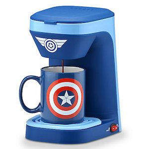 Captain America Coffe Maker
