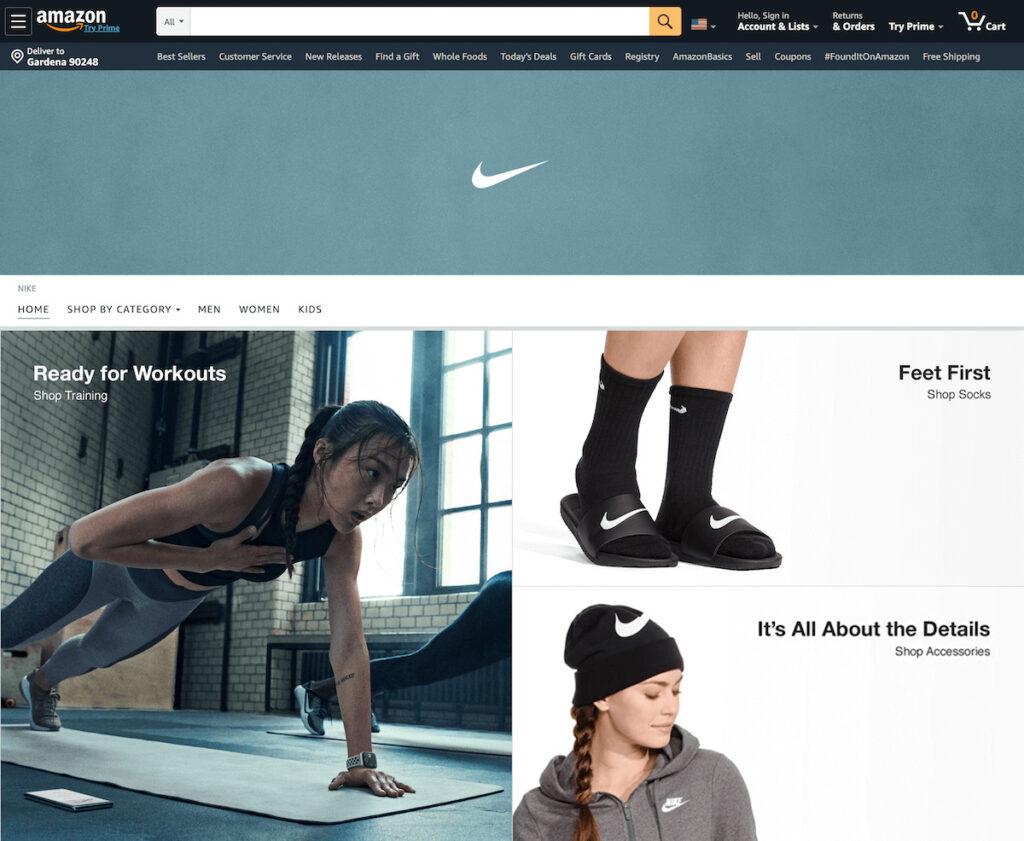 Nike Amazon USA
