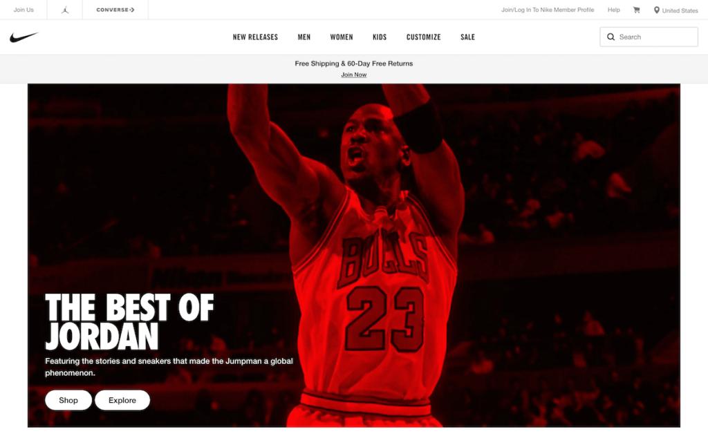 Nike.com USA