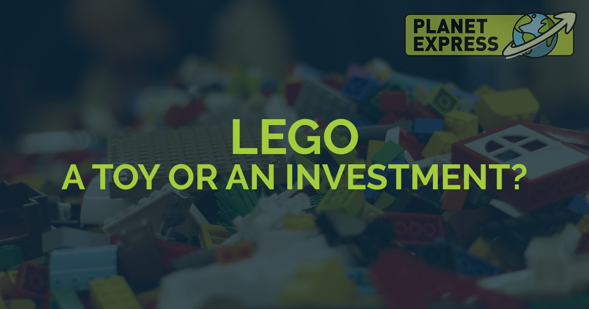 lego as investment