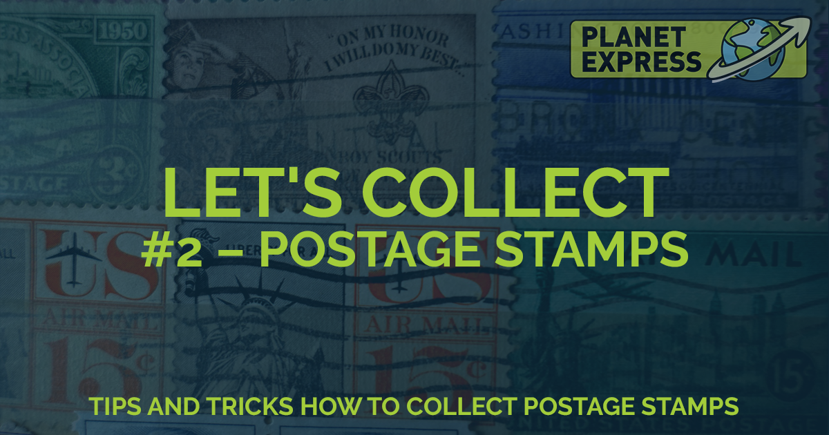 lets collect post stamps
