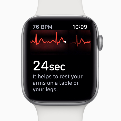 Apple Watch 4 EKG 2