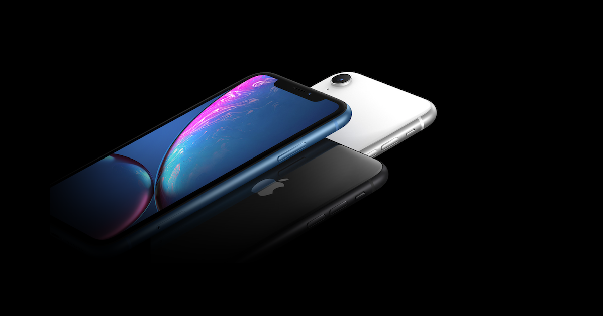 iPhone Xr 3 versions new