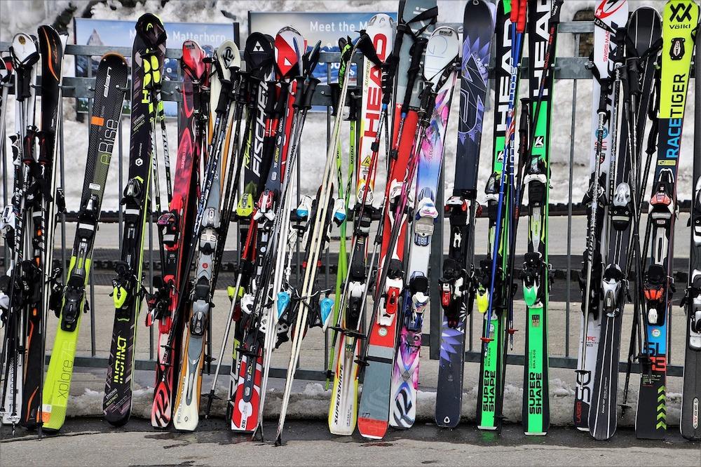 lyze ski