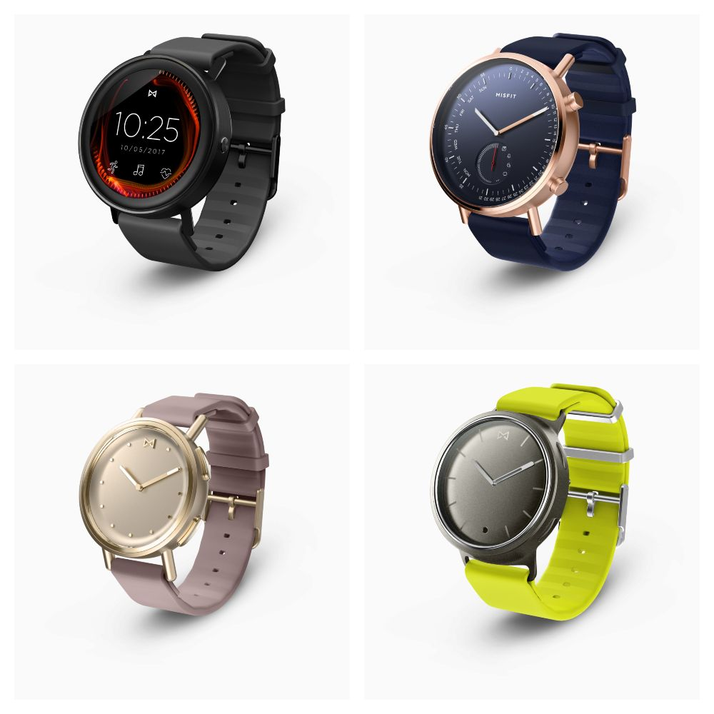 Misfit Smart Watches