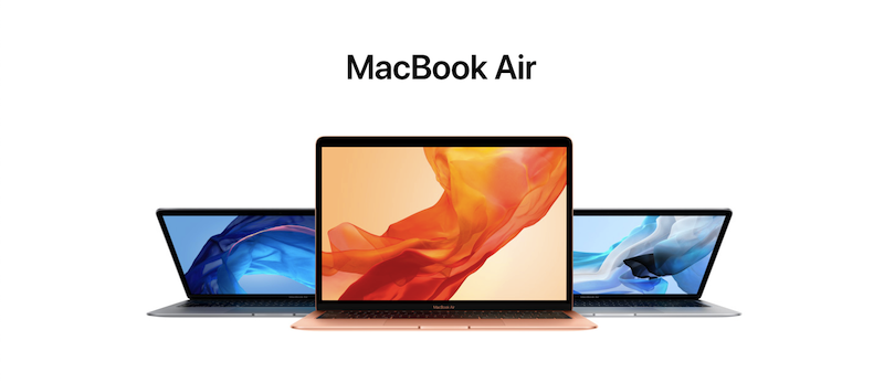 MacBook Air new