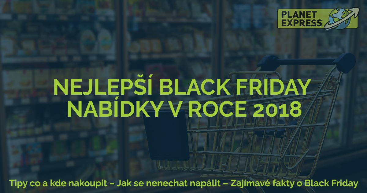 black friday 2018 CZ new