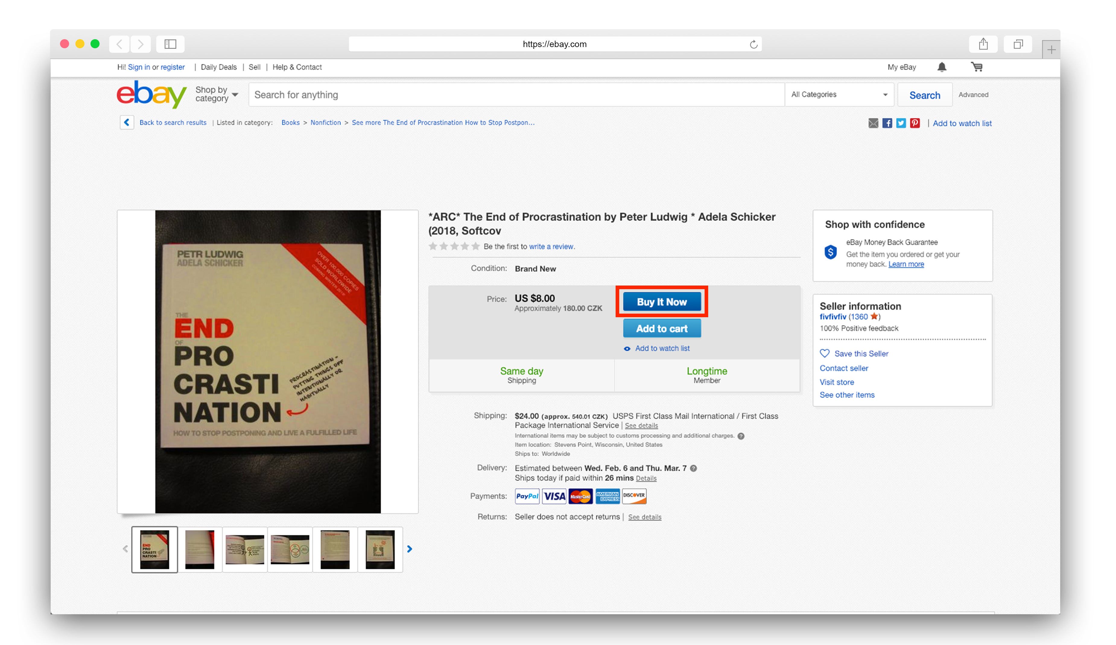 Shop From Ebay Usa And Ship Internationally Here Is How