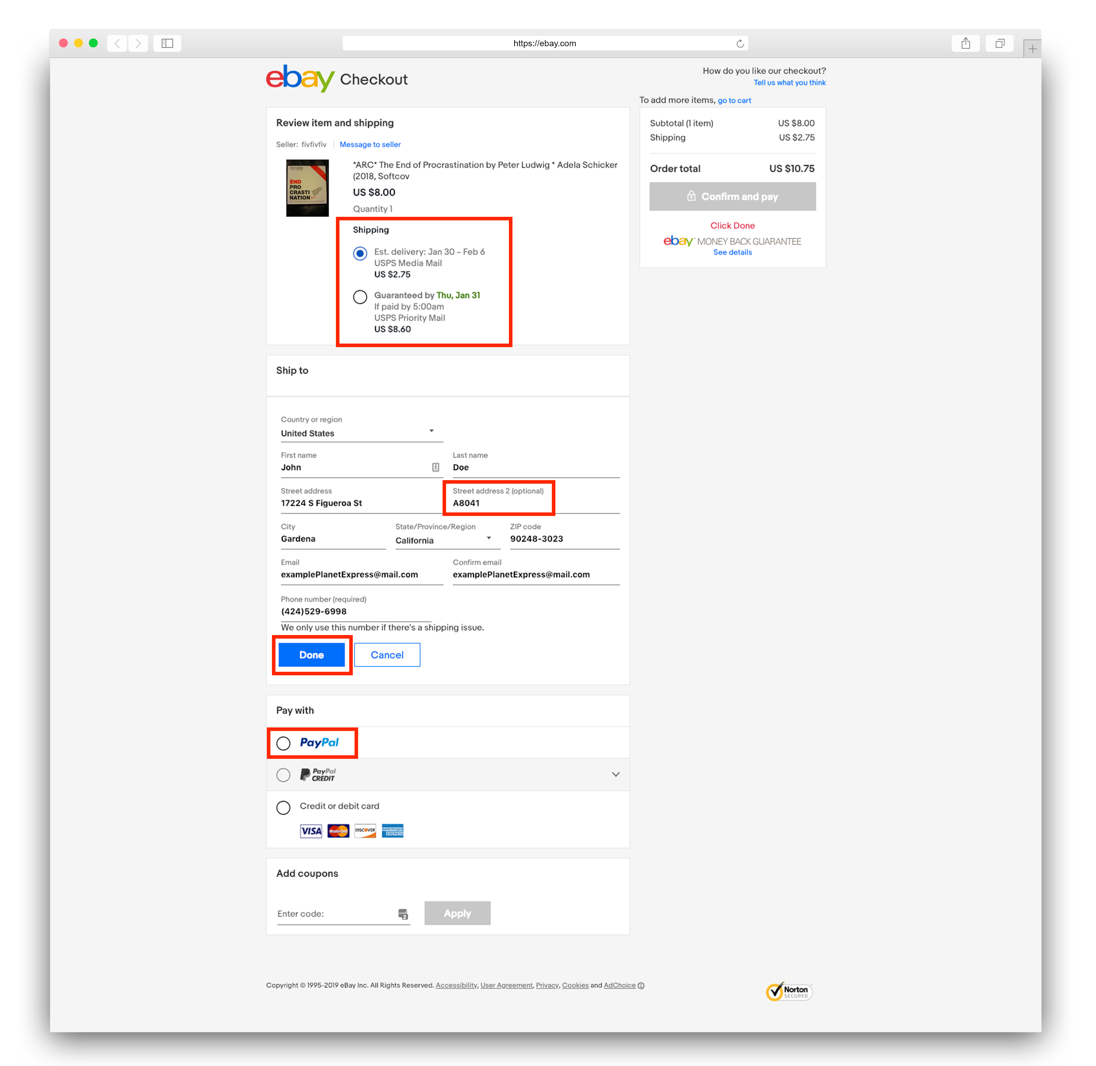 Shop From eBay USA And Ship Internationally – Here Is How!
