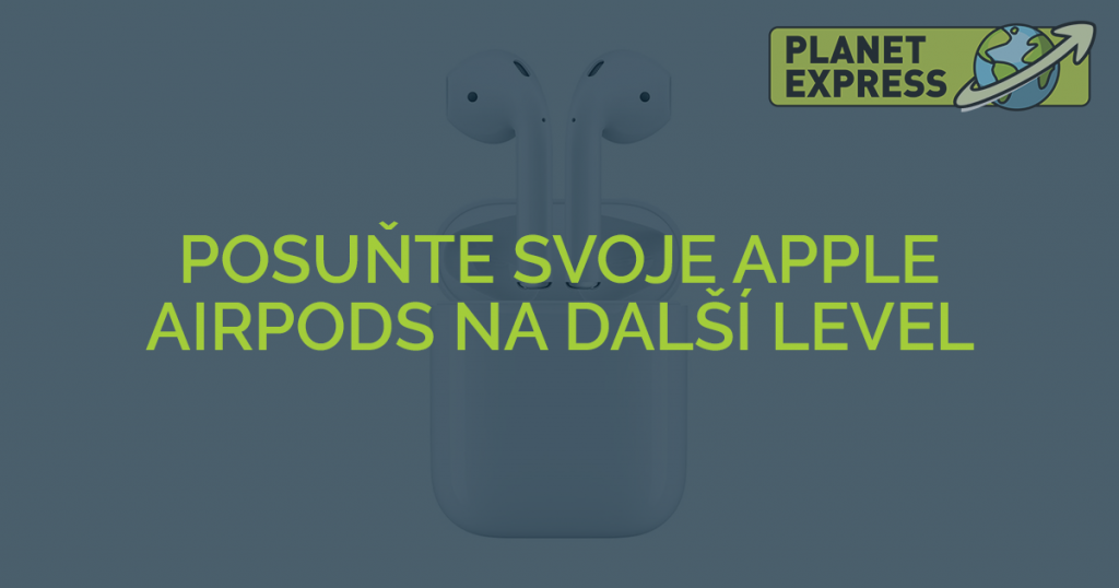 Planet Express Airpods CZ