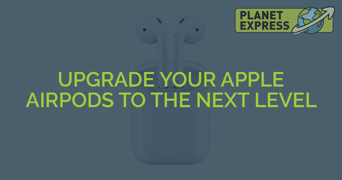 Planet Express Airpods ENG