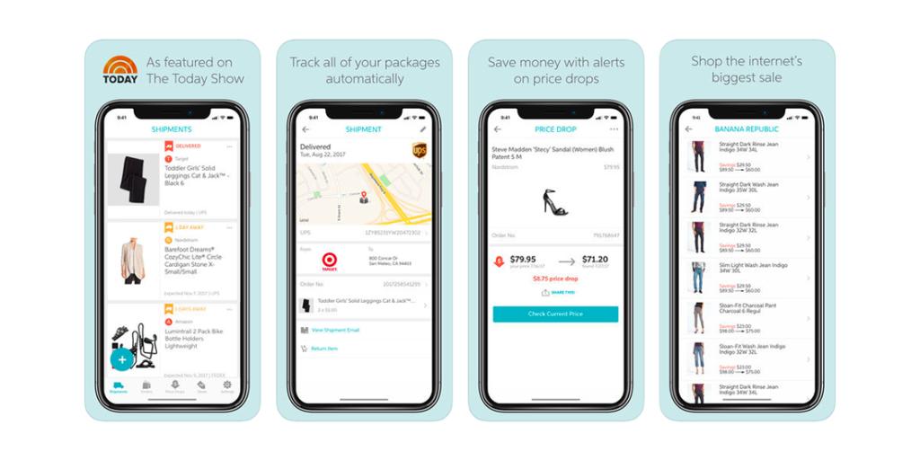 Slice tracking app