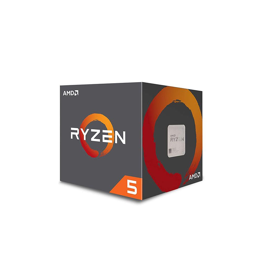 AMD Ryzen 5 2600 1
