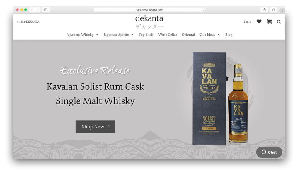 Dekanta.com