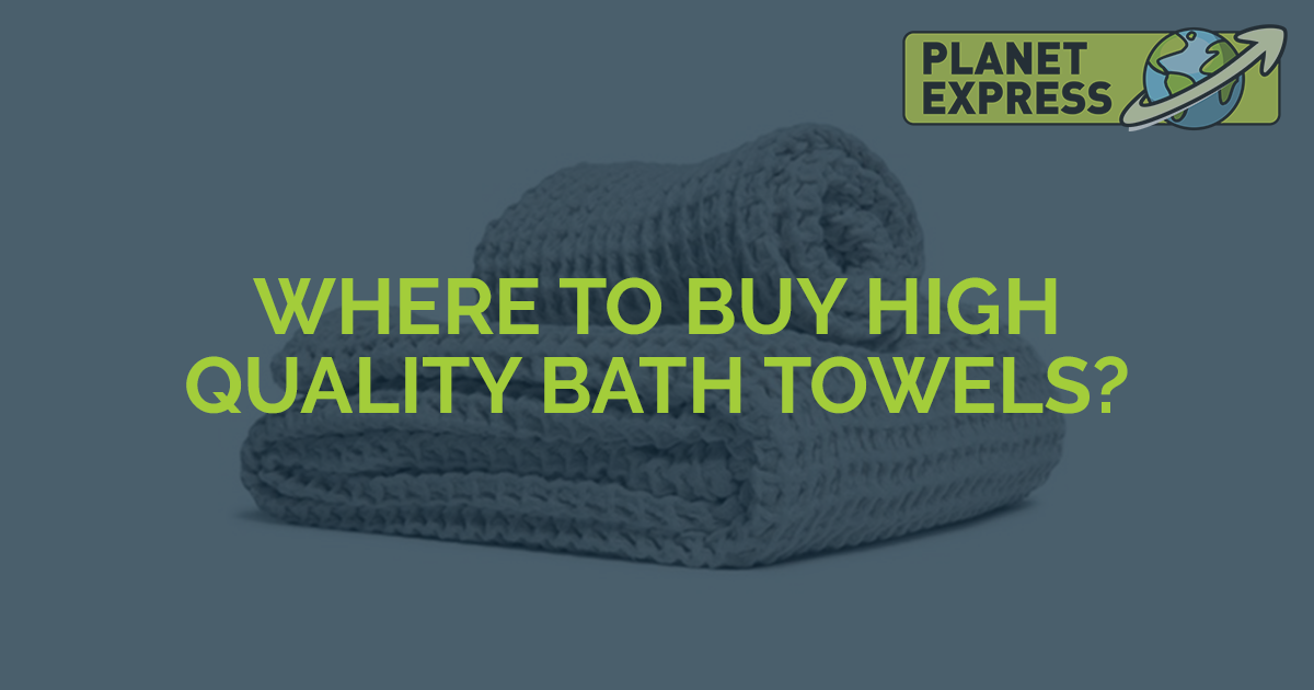 Where to buy towels