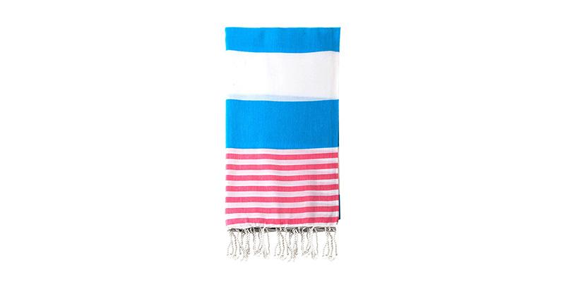 amazon swan towel