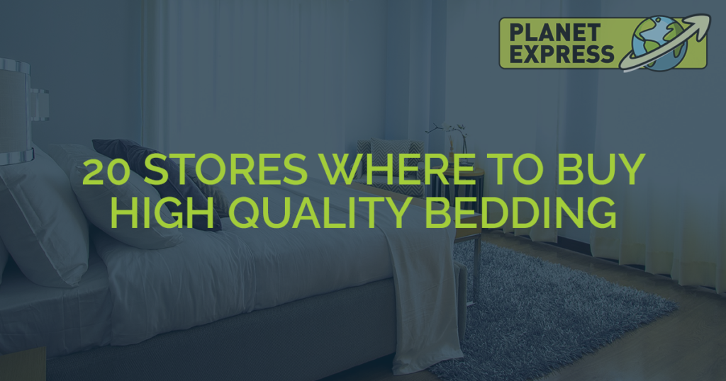 20 bedding stores