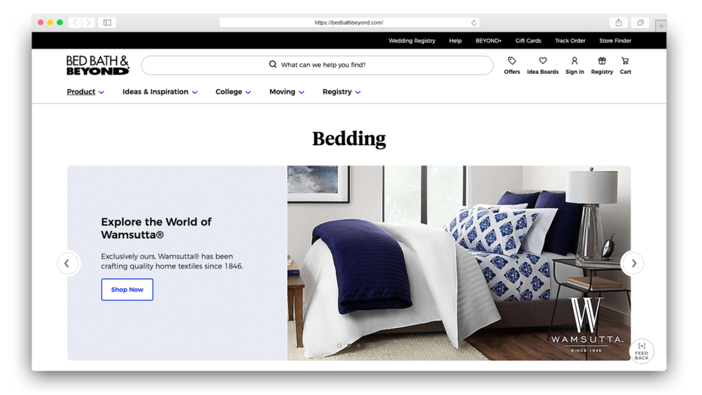 Bed Bath Beyond Beddings