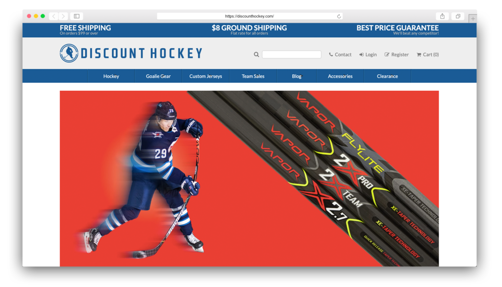DiscountHockey.com