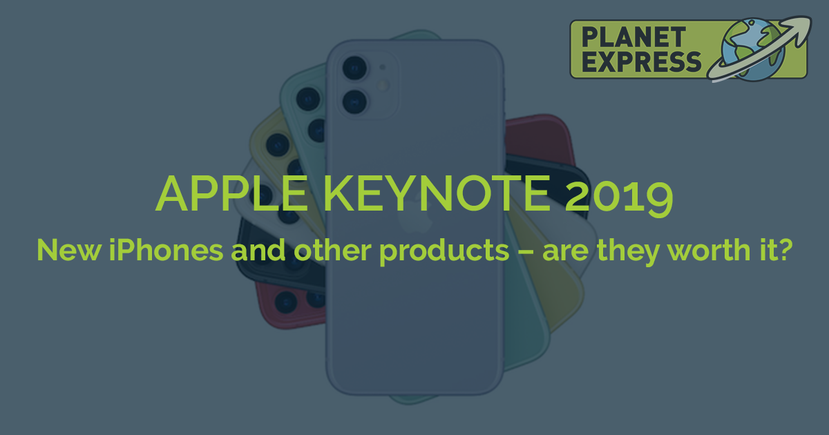 Apple Keynote 2019 ENG