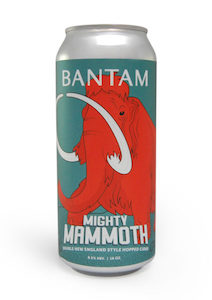 BANTAM Mighty Mammoth