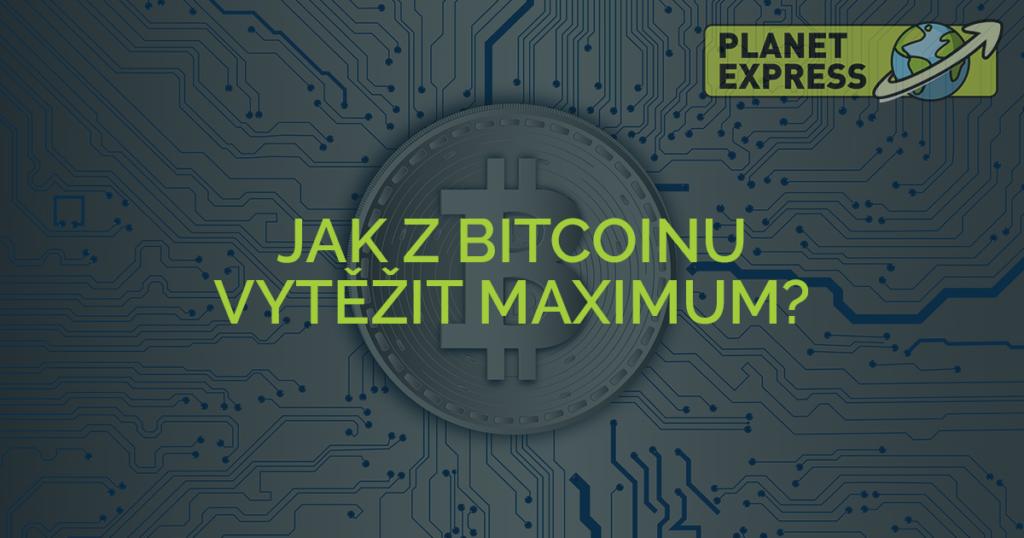 Bitcoin platby