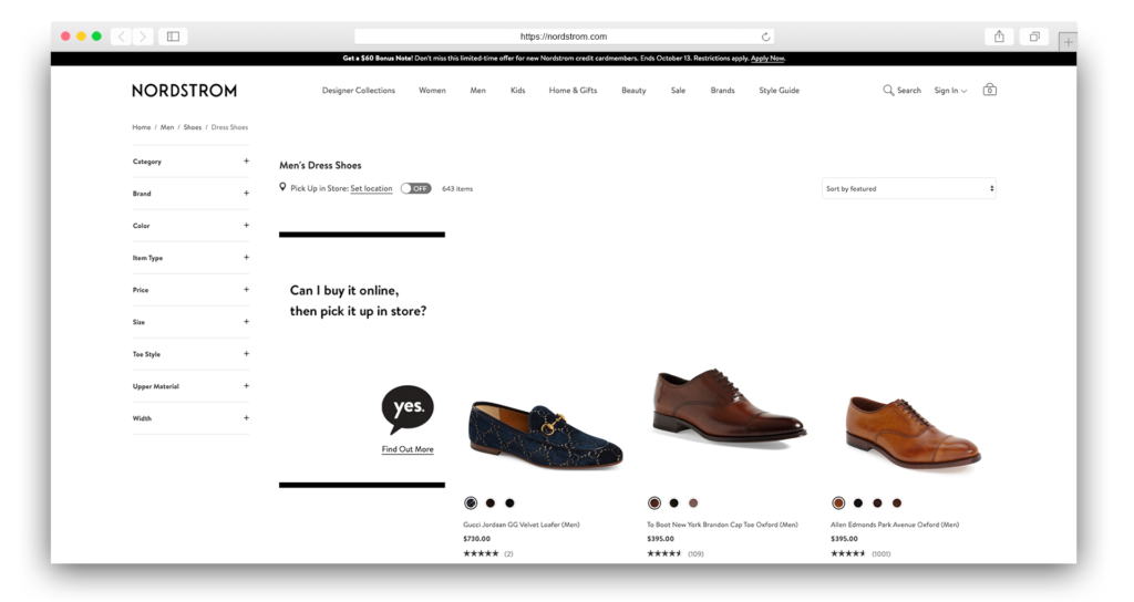 Dress Shoes Nordstrom