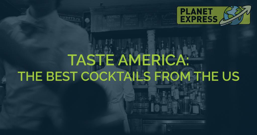 Taste America Cocktails 1