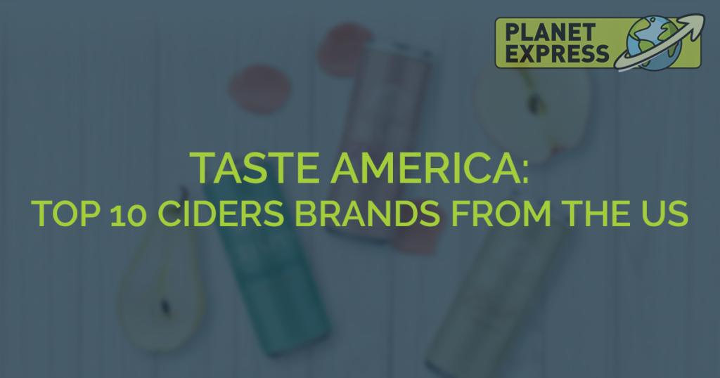 Taste America ciders