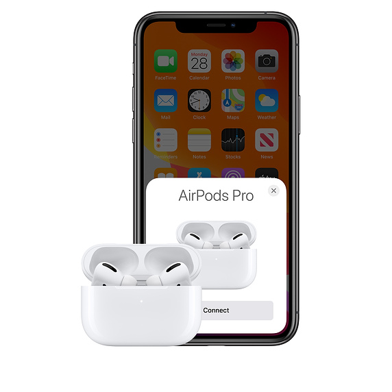 Airpods Pro iOS