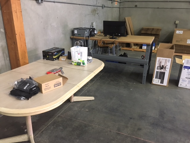 Gardena warehouse office