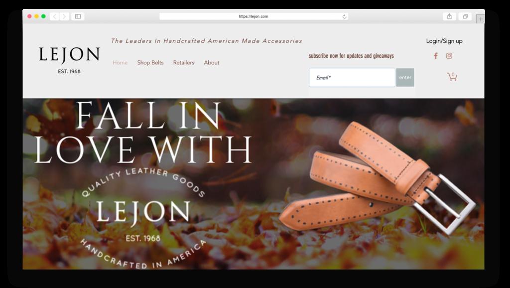 Lejon.com