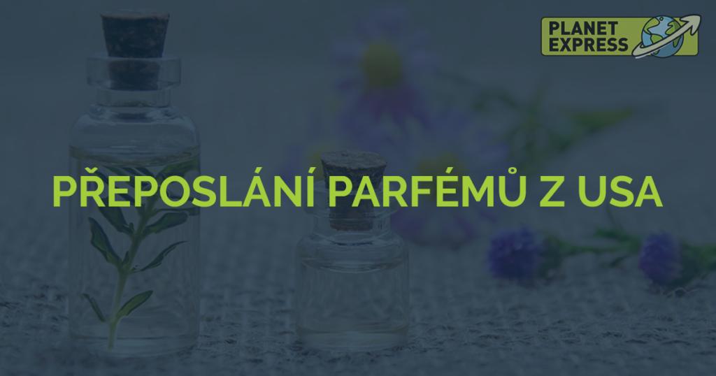 Parfemy z USA