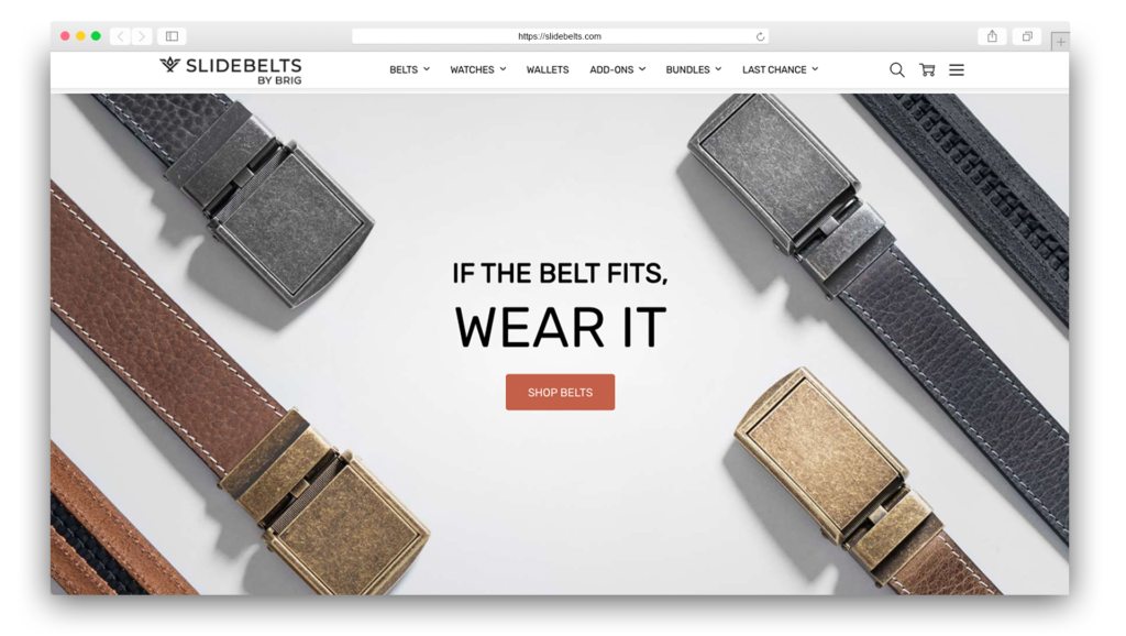 Slidebelts.com