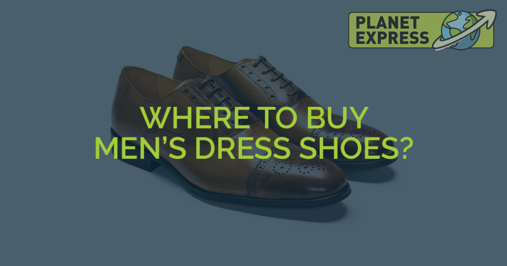 Where To Buy Men Dress Shoes 2