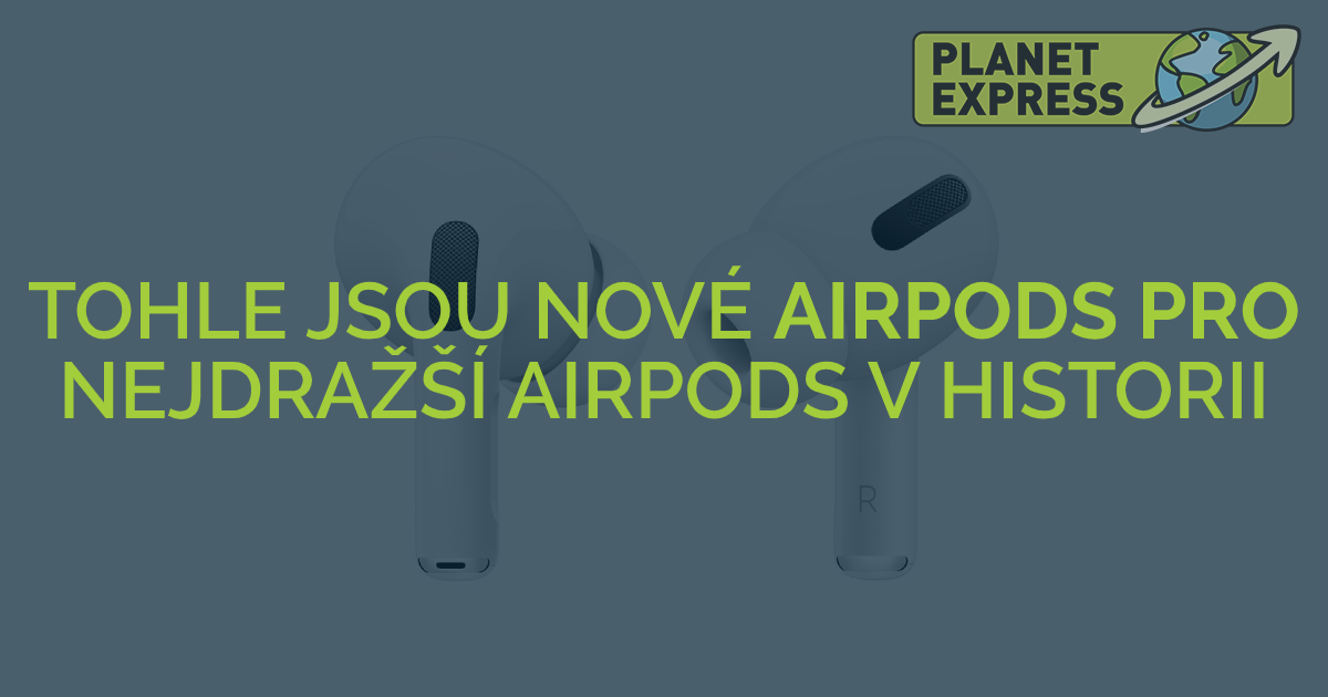 airpods pro CZ