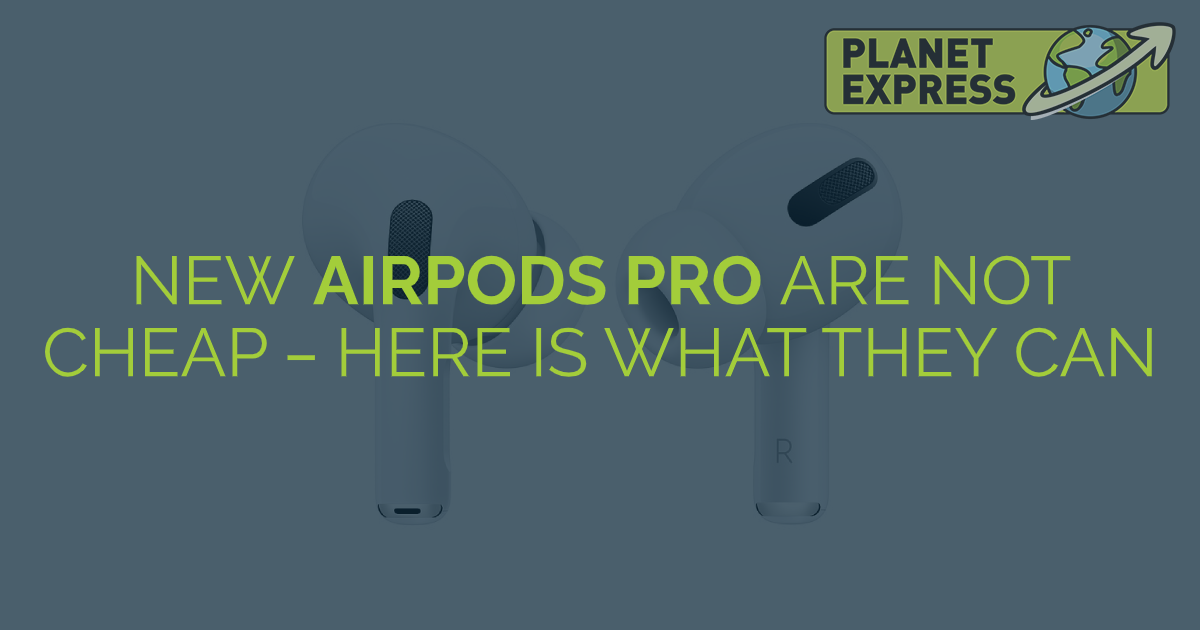 airpods pro ENG