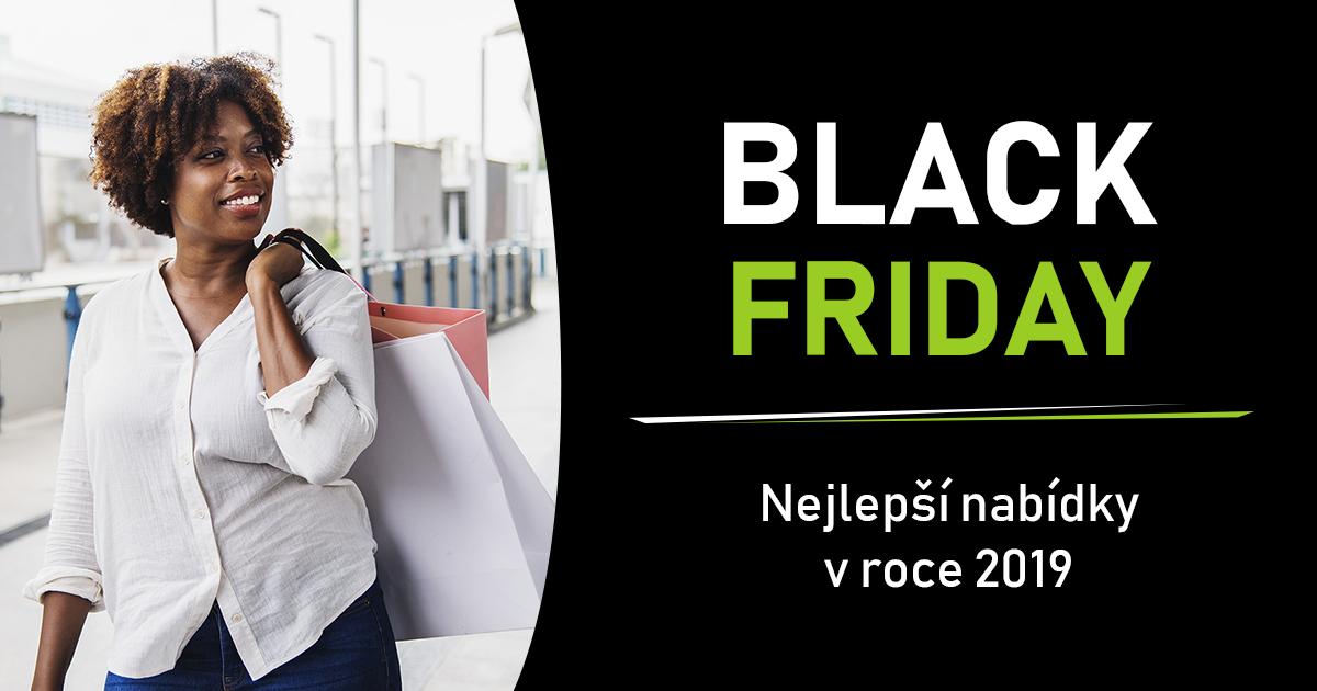 Black Friday Akce 2019