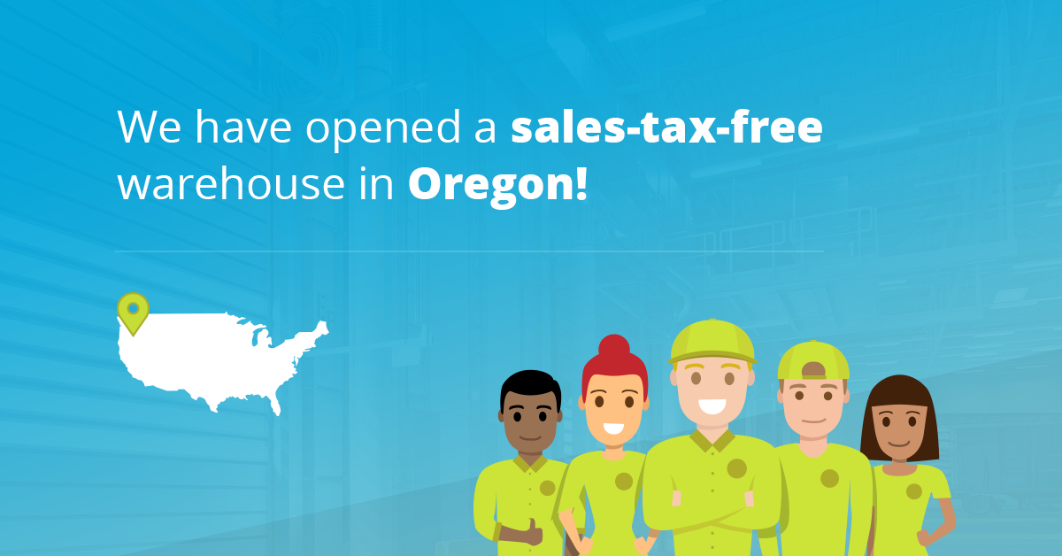 Oregon Warehouse FB Post