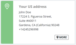 your us address