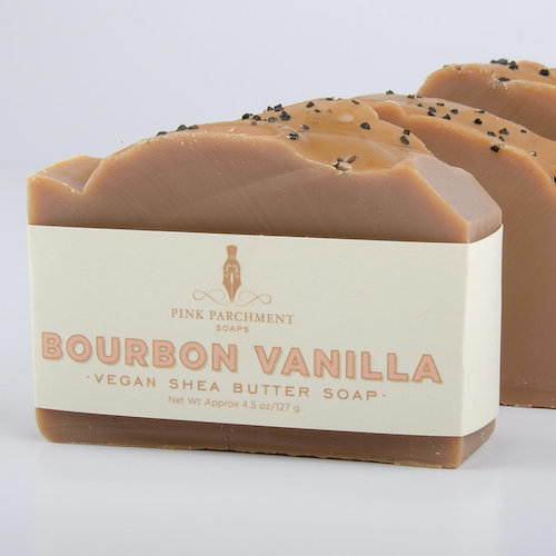 Bourbon Vanilla Soap