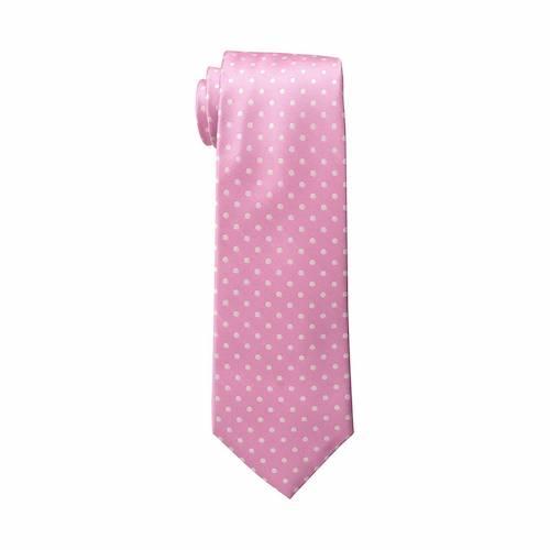 Pink Dot Tie