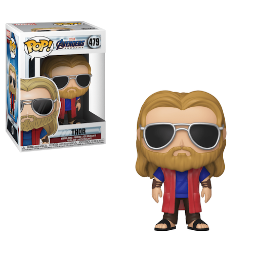 10. Funko Pop Casual Thor