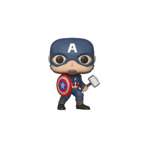 2. Funko Pop Captain America
