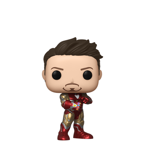 5. Funko Pop Iron Man
